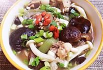 营养菌菇鸡汤,美味又滋补的做法
