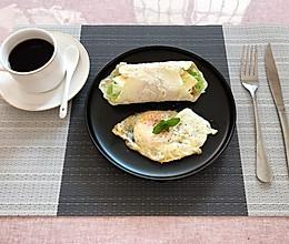 西式早餐的做法