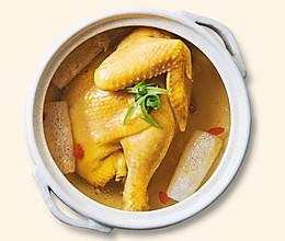 《爱妻美食》竹荪枸杞煲鸡汤的做法