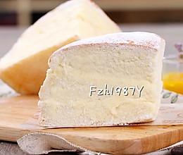 戚风版奶酪包~超详细步骤的做法