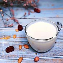 #快手又营养,我家的冬日必备菜品#香香甜甜花生牛奶