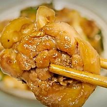 超下饭的家庭版【台式三杯鸡】#下饭红烧菜#