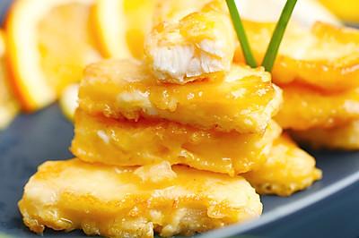 黄金银鳕鱼柳12M+   宝宝辅食