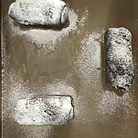 黑白双煞双色哈斯面包(糖渍橙皮,巧克力,奶油)的做法图解11