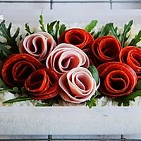 可以吃的玫瑰花园【玫瑰园便当】零厨艺也能做的做法图解11