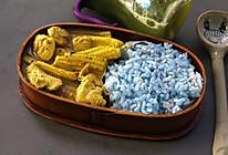 轻食不好吃❓试试这极简低脂海洋咖喱鸡饭的做法
