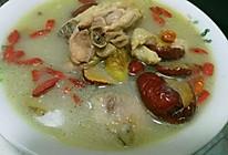 滋阴补肾养颜刺龟汤的做法