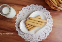 牛奶饼干-爱不停口的磨牙饼干的做法