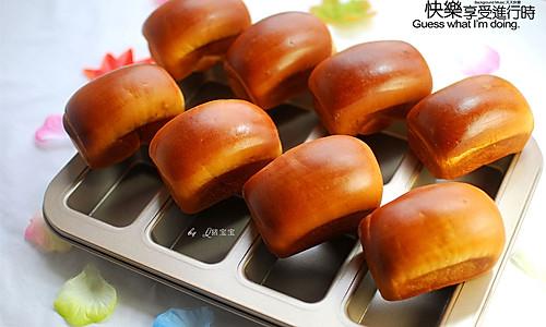 甜味小面包的做法