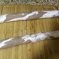大理石花生汤圆——木薯粉添加的做法图解9
