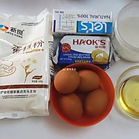 简单美味,电压力饭锅蛋糕#豆果5周年#的做法图解1