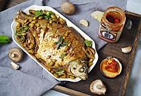 风味美无边,一碗饭不够吃,红油豆腐乳红烧鱼#肉食者联盟#的做法