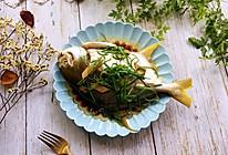 #秋天怎么吃#清蒸金鲳鱼的做法