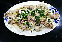 咸鱼蒸鲜鱼的做法
