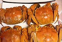 超级鲜美的清蒸大闸蟹#牛气冲天#的做法