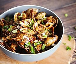 酱烧花蛤的做法