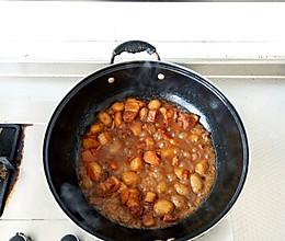 芋头烧五花肉的做法