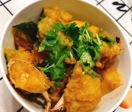 东北特色窝瓜炖螃蟹️的做法