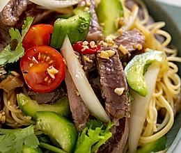 泰式薄荷牛肉沙拉|减脂瘦身的做法