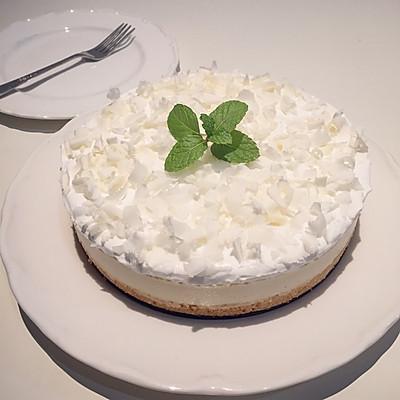 白森林芝士蛋糕