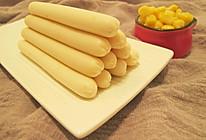 肌肉玉米肠的做法