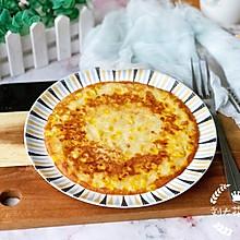 #晒出你的团圆大餐# 玉米粒糯米饼