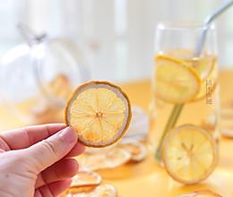 快速烤制柠檬干的做法