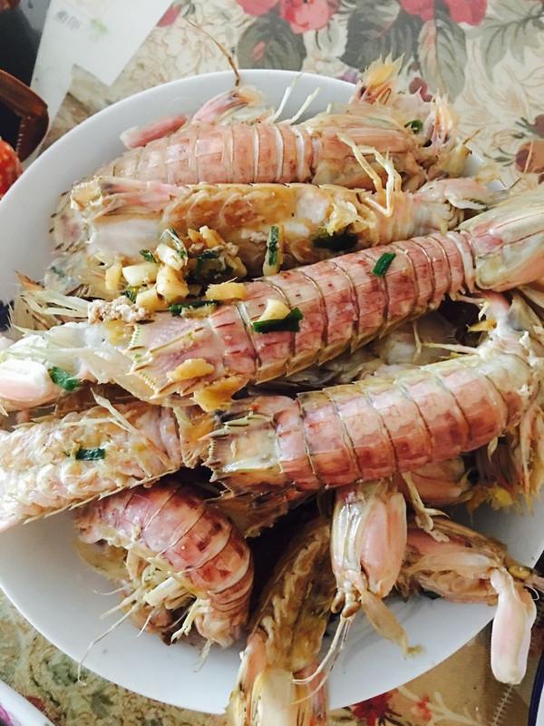 清炒赖尿虾的做法