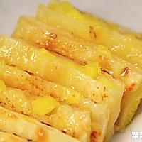 菠萝飞饼 | 在家用平底锅就能做的小吃