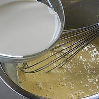 人气甜品,一试难忘——浓香乳酪布丁的做法图解6