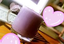 减肥汤水①香甜紫薯西米露的做法