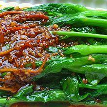 【蚝油香菇碎菜心】素食最爱