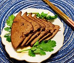自制煮猪肝~营养干净卫生的做法