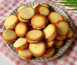 白色恋人饼干的做法