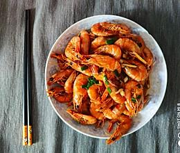 #炎夏消暑就吃「它」#红烧明虾的做法