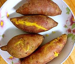 蒸红薯的做法