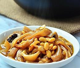 黄豆炖猪皮#膳魔师地方美食大赛(北京赛区)#的做法