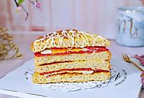 沙拉培根三明治的做法