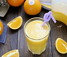 橙子苹果汁的做法