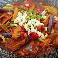 酱肉蚝香茄茄面的做法图解11