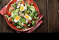 超简单超美味沙拉的做法