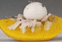 分子料理酸奶球的做法