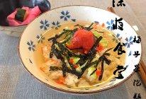 深夜食堂之梅子茶泡饭的做法