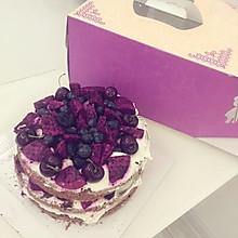 8寸裸蛋糕