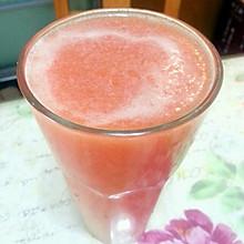 减肥排毒蔬果汁1___番茄苹果胡萝卜梨