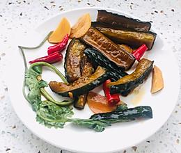 开胃咸菜:酸黄瓜的做法