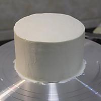 人物转印生日蛋糕的做法图解18