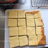 海苔肉松小方(蛋糕卷大变身版)的做法图解16