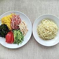 丘比沙拉汁-和风中华冷面的做法图解4