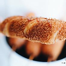 经典油炸美味【鸡腿面包】